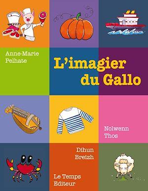 Téléchargez le livre :  L'imagier du gallo