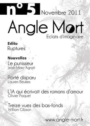 Téléchargez le livre :  Angle Mort numéro 5