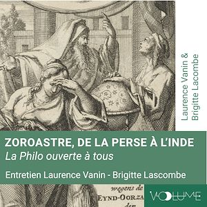 Téléchargez le livre :  Zoroastre, de la Perse à l'Inde