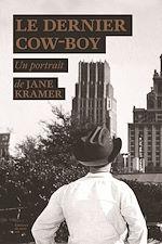 Télécharger le livre :  Le dernier cow-boy
