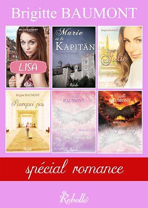 Téléchargez le livre :  Intégrale Romance