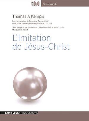 Téléchargez le livre :  L'Imitation de Jésus-Christ