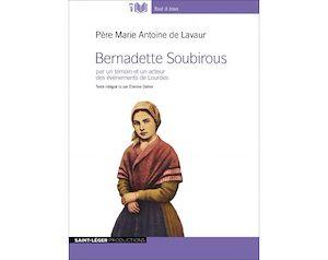 Téléchargez le livre :  Bernadette Soubirous