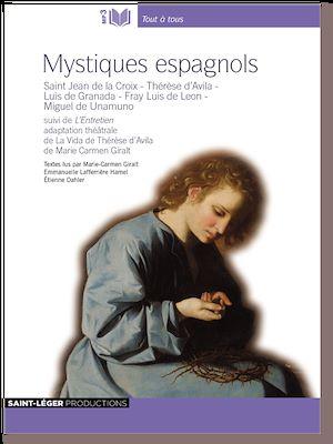 Téléchargez le livre :  Mystiques espagnols