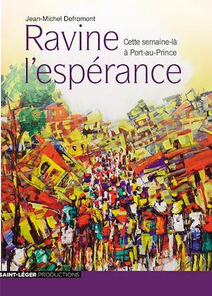 Téléchargez le livre :  Ravine l'Espérance