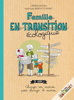 Téléchargez le livre :  Famille en transition écologique