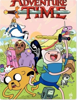 Téléchargez le livre :  Adventure Time - Tome 2