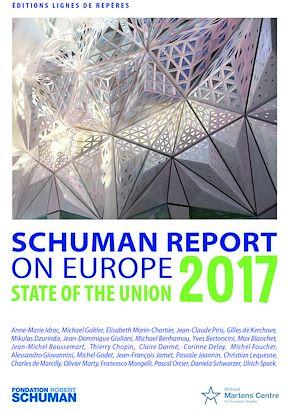 Téléchargez le livre :  State of the Union, Schuman report 2017 on Europe