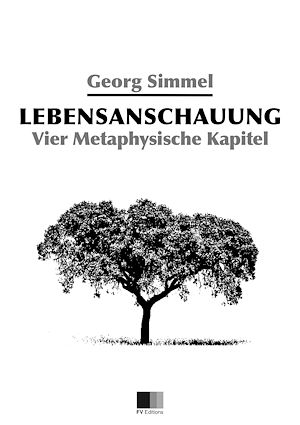 Téléchargez le livre :  Lebensanschauung : Vier Metaphysische Kapitel