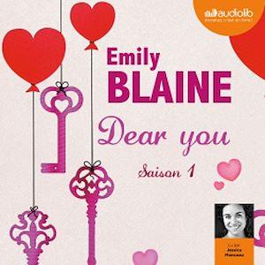 Téléchargez le livre :  Dear you - saison 1