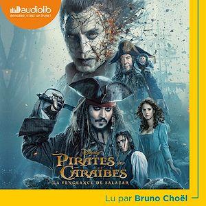 Téléchargez le livre :  Pirates des Caraïbes - La Vengeance de Salazar