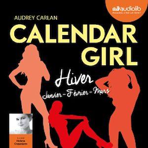 Téléchargez le livre :  Calendar Girl - Janvier