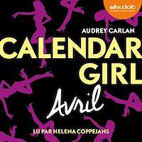 Télécharger le livre : Calendar Girl - Avril