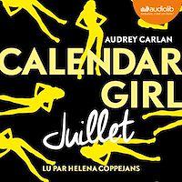 Télécharger le livre : Calendar Girl - Juillet