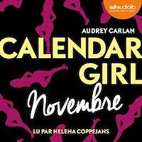 Télécharger le livre : Calendar Girl - Novembre
