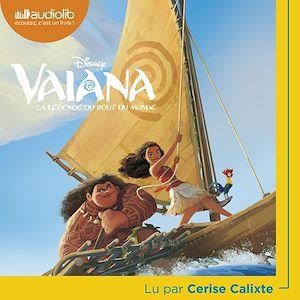 Téléchargez le livre :  Vaiana - La Légende du bout du monde