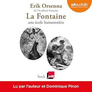 Téléchargez le livre :  La Fontaine, une école buissonnière
