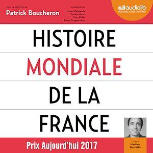 Téléchargez le livre :  Histoire mondiale de la France
