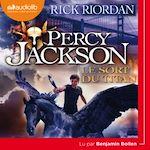 Télécharger le livre :  Percy Jackson 3 - Le Sort du Titan
