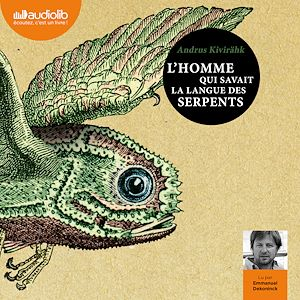 Image de couverture (L'homme qui savait la langue des serpents)