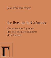 Télécharger le livre : Le Livre de la Création