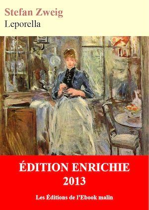 Téléchargez le livre :  Leporella (édition enrichie)