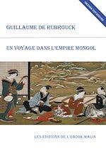 Télécharger le livre :  Un voyage dans l'empire mongol