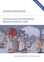 Télécharger le livre :  Voyage dans les provinces méridionales de L'Inde