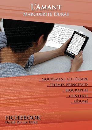 Téléchargez le livre :  Fiche de lecture L'Amant - Résumé détaillé et analyse littéraire de référence