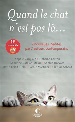 Téléchargez le livre :  Quand le chat n'est pas là...