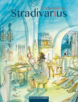 Téléchargez le livre :  Un amour de Stradivarius