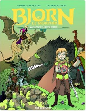 Téléchargez le livre :  Bjorn le Morphir - Tome 1 - Naissance d'un Morphir