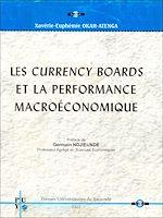 Télécharger le livre :  Les Currency Boards et la performance macroéconomique