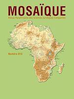 Télécharger cet ebook : Revue Mosaïque n° 13