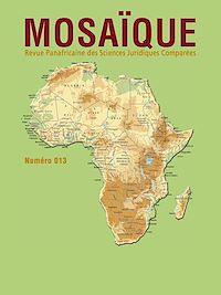 Télécharger le livre : Revue Mosaïque n° 13