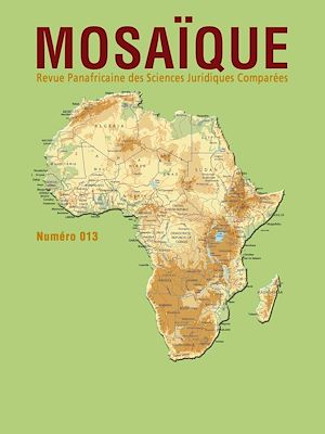 Téléchargez le livre :  Revue Mosaïque n° 13