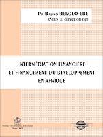 Télécharger le livre :  Intermédiation Financière et Financement du développement en Afrique