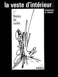 Télécharger le livre : La veste d'intérieur suivi de Notes de veille