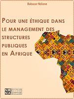 Télécharger le livre :  Pour une éthique dans le management des structures publiques en Afrique