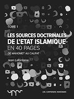 Télécharger cet ebook : Les sources doctrinales de l'État Islamique – Tome 1