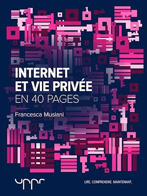 Téléchargez le livre :  Internet et vie privée