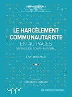 Télécharger le livre :  Le harcèlement communautariste