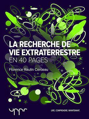 Téléchargez le livre :  La recherche de vie extraterrestre
