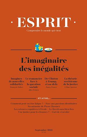 Téléchargez le livre :  Esprit septembre 2018 L'imaginaire des inégalités