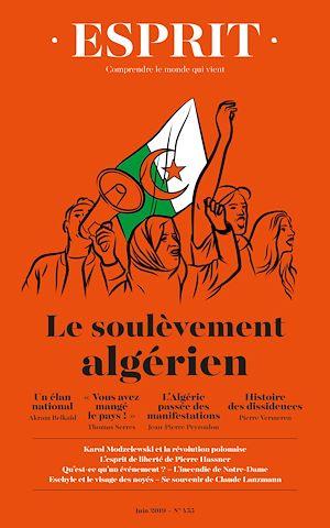 Téléchargez le livre :  Esprit juin 2019 Le soulèvement algérien