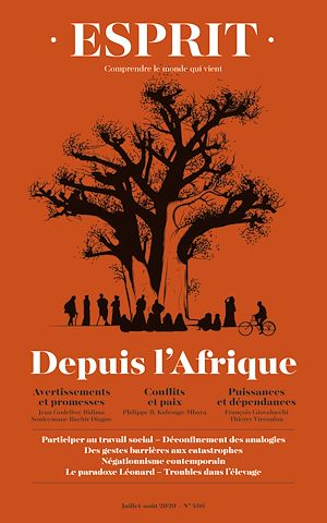 Téléchargez le livre :  Esprit - Depuis l'Afrique