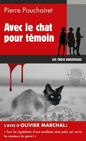 Téléchargez le livre :  Avec le chat pour témoin