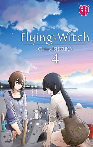 Téléchargez le livre :  Flying Witch - Tome 4 - Flying Witch T04