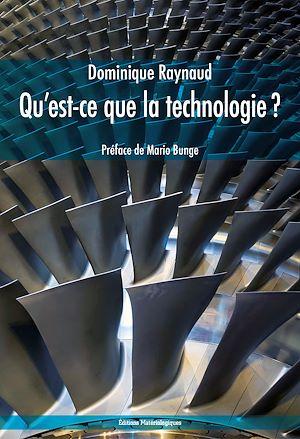 Téléchargez le livre :  Qu'est-ce que la technologie ?