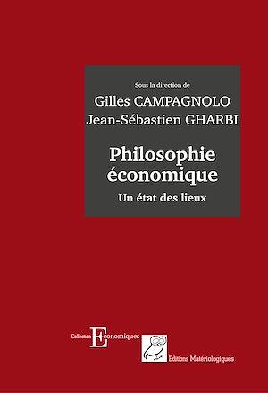 Téléchargez le livre :  Philosophie économique